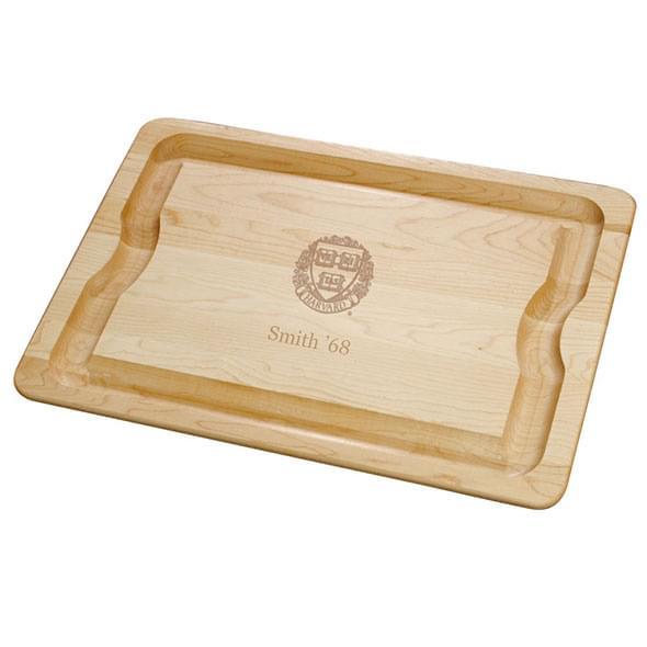 Harvard Maple Cutting Board