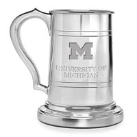 Michigan Pewter Stein