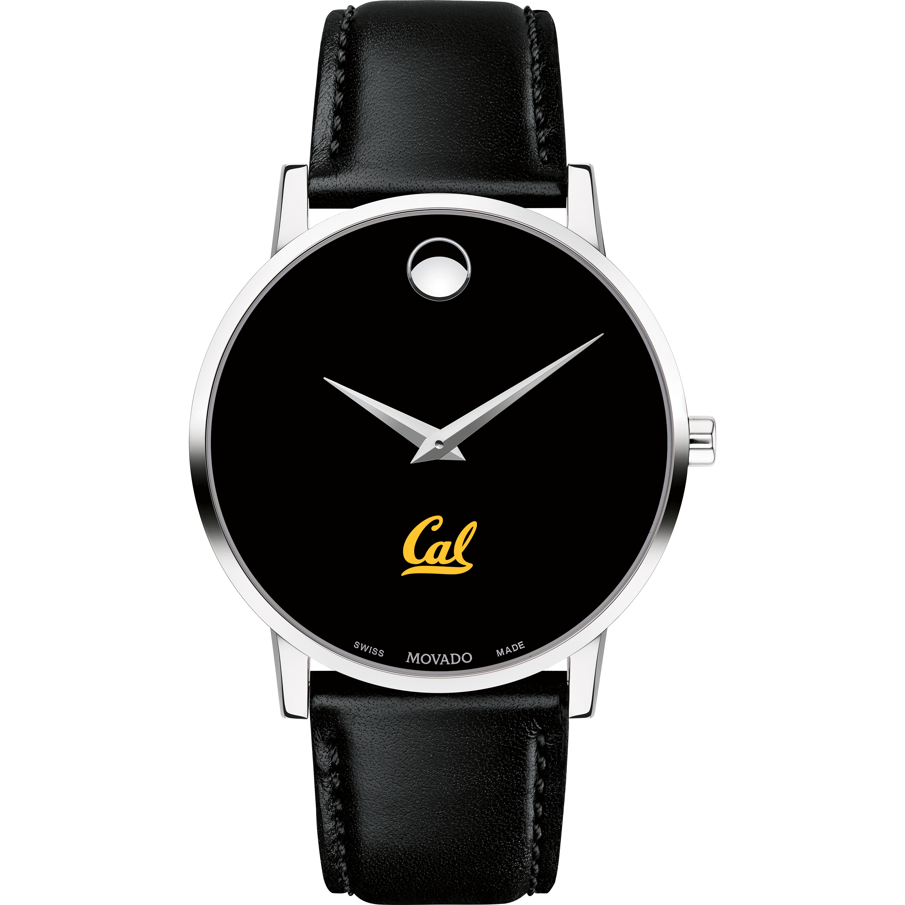 Berkeley Men's Movado Museum with Leather Strap