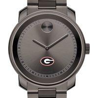 Georgia Men's Movado BOLD Gunmetal Grey