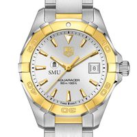 SMU Women's TAG Heuer Two-Tone Aquaracer Image-1 Thumbnail