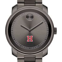 Harvard Men's Movado BOLD Gunmetal Grey