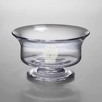 Georgetown Medium Glass Presentation Bowl by Simon Pearce