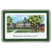 Dartmouth College Eglomise Paperweight