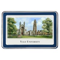 Yale Eglomise Paperweight
