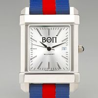 Beta Theta Pi Men's Collegiate Watch w/ NATO Strap Image-1 Thumbnail
