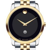Coast Guard Academy Men's Movado Two-Tone Museum Classic Bracelet
