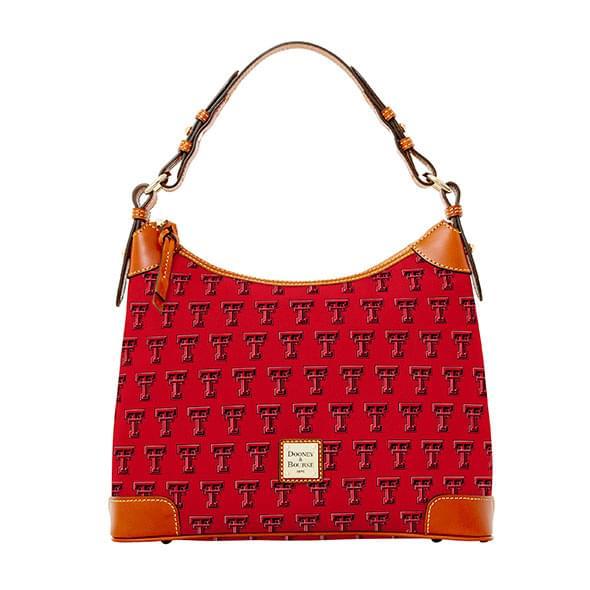 Texas Tech Dooney & Bourke Hobo Bag