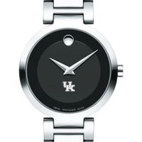 Kentucky Women's Movado Museum with Steel Bracelet