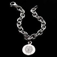 Georgetown Sterling Silver Charm Bracelet