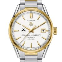 Columbia Men's TAG Heuer Two-Tone Carrera with Bracelet