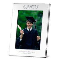 VCU Polished Pewter 4x6 Picture Frame