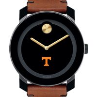 Tennessee Men's Movado BOLD with Brown Leather Strap