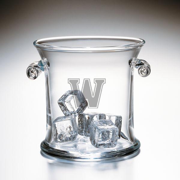 Williams Glass Ice Bucket by Simon Pearce