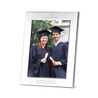 Columbia Polished Pewter 5x7 Picture Frame