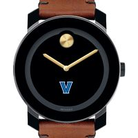Villanova Men's Movado BOLD with Brown Leather Strap