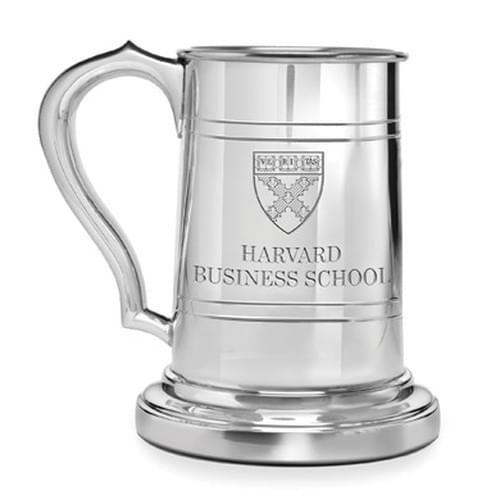 Harvard Business School Pewter Stein