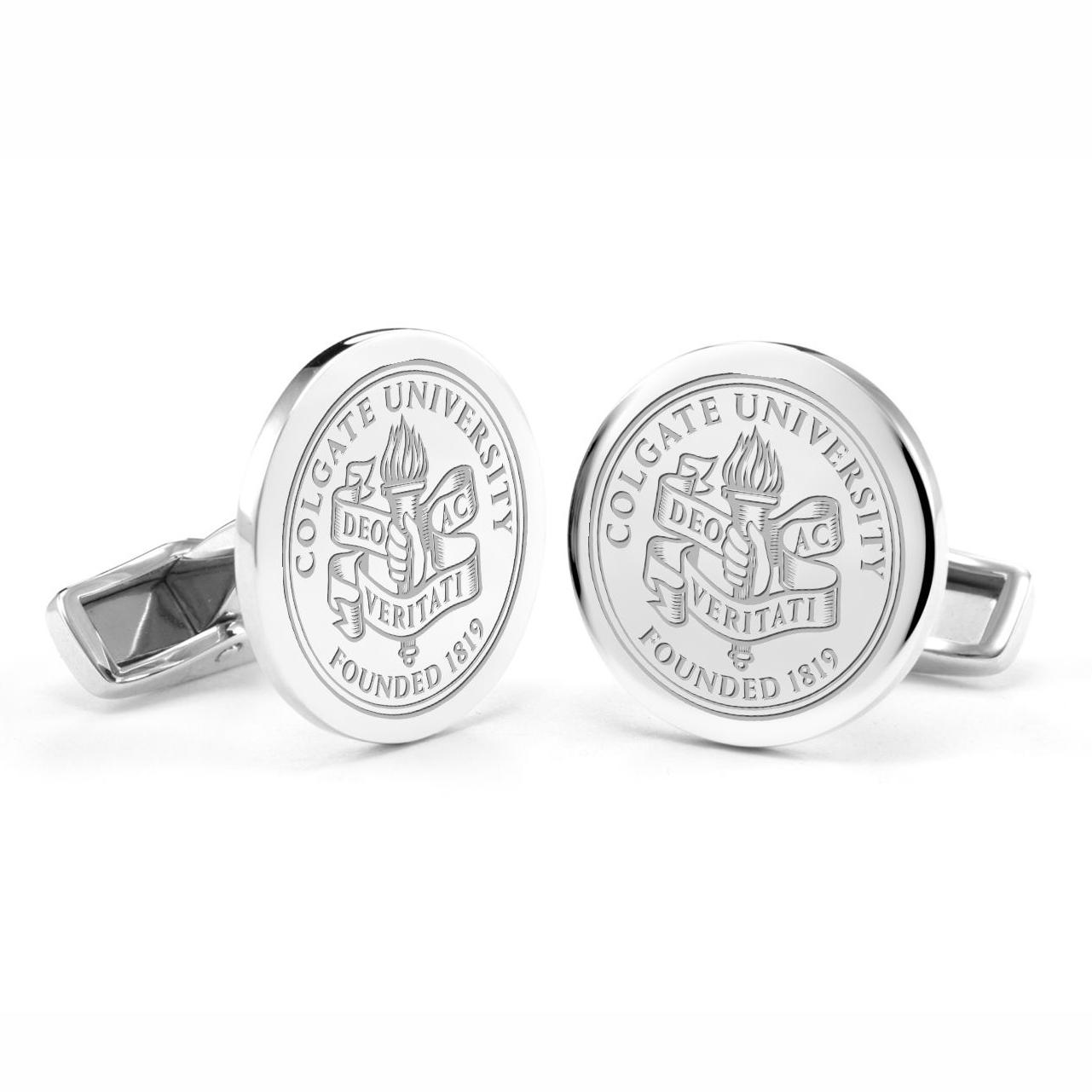 Colgate Sterling Silver Cufflinks