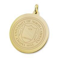 UNC 14K Gold Charm