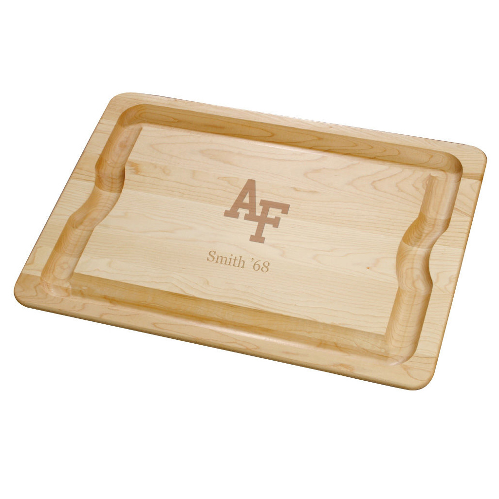 USAFA Maple Cutting Board