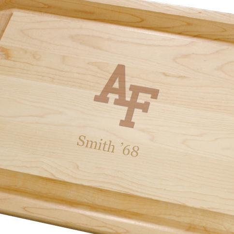 USAFA Maple Cutting Board
