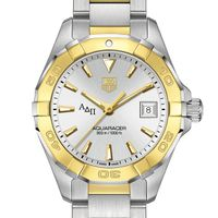 Alpha Delta Pi Women's TAG Heuer Two-Tone Aquaracer