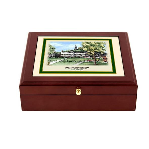 Dartmouth Eglomise Mini Desk Box
