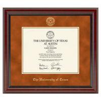 Texas Fidelitas Diploma Frame