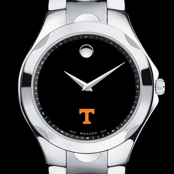 Tennessee Men's Movado Luno Sport with Steel Bracelet