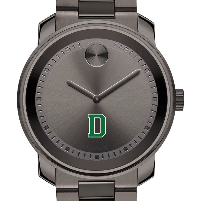 Dartmouth Men's Movado BOLD Gunmetal Grey