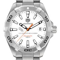 Coast Guard Academy Men's TAG Heuer Steel Aquaracer