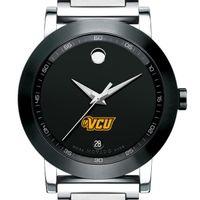 VCU Men's Movado Museum Sport Bracelet