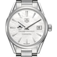 Columbia Women's TAG Heuer Steel Carrera with MOP Dial