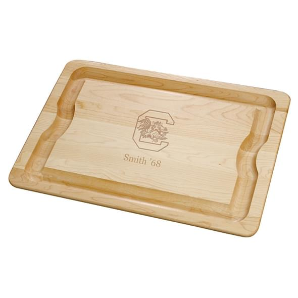 South Carolina Maple Cutting Board