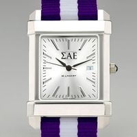 Sigma Alpha Epsilon Men's Collegiate Watch w/ NATO Strap
