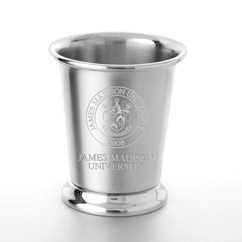 James Madison Pewter Julep Cup