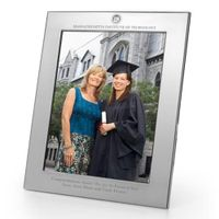 MIT Polished Pewter 8x10 Picture Frame