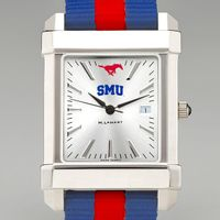 SMU Men's Collegiate Watch w/ NATO Strap
