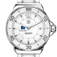 University of Notre Dame Women's TAG Heuer Formula 1 Ceramic Watch
