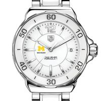 Michigan Women's TAG Heuer Formula 1 Ceramic Watch