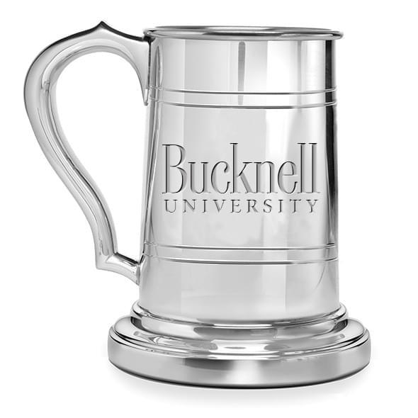 Bucknell Pewter Stein