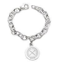 USNI Sterling Silver Charm Bracelet Image-1 Thumbnail