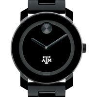 Texas A&M University Men's Movado BOLD with Bracelet