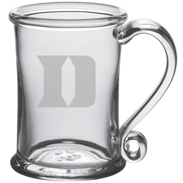 Duke Glass Tankard by Simon Pearce