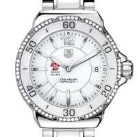 Boston College Women's TAG Heuer Formula 1 Ceramic Diamond Watch