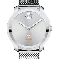 UVA Women's Movado Stainless Bold 36
