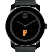 Princeton Men's Movado BOLD with Leather Strap