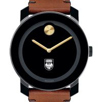 Chicago Men's Movado BOLD with Brown Leather Strap