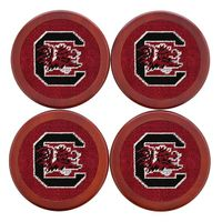 South Carolina Needlepoint Coasters