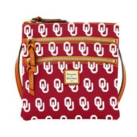 Oklahoma  Dooney & Bourke Triple Zip Bag